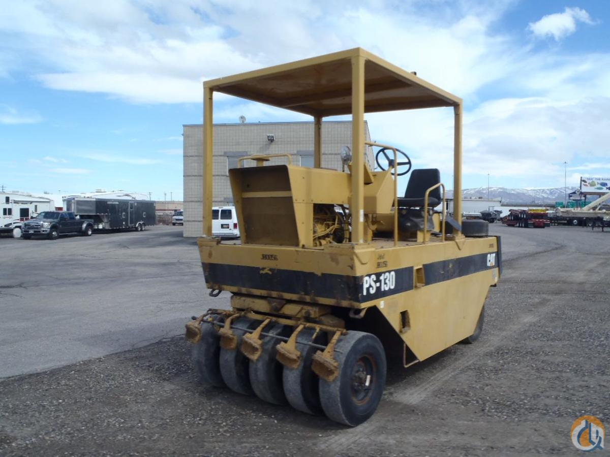 1996 CATERPILLAR PS-130 Pneumatic CATERPILLAR PS-130 Equipment Sales Inc. 18178 on CraneNetwork.com